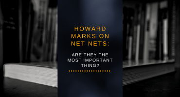 Howard Marks on net nets